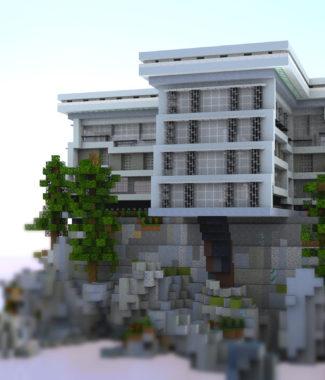 Multipurpose Map [Modern Mansion]